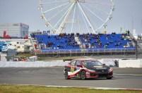 Kris Richard Nürburgring Civic Type R FIA WTCR