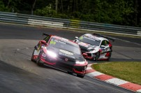 Kris Richard Nürburgring Civic Type R FIA WTCR