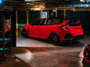 Honda Reveals Civic Type R Pickup Truck concept