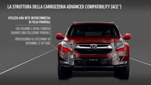 Honda svela l'ingegneria alla base del CR-V più robusto, sicuro e dinamico di sempre
