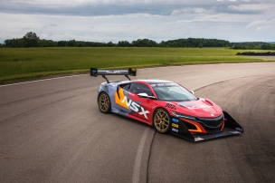 Acura returns to the Broadmoor Pikes Peak International Hill Climb on June 24 with four production-based race cars