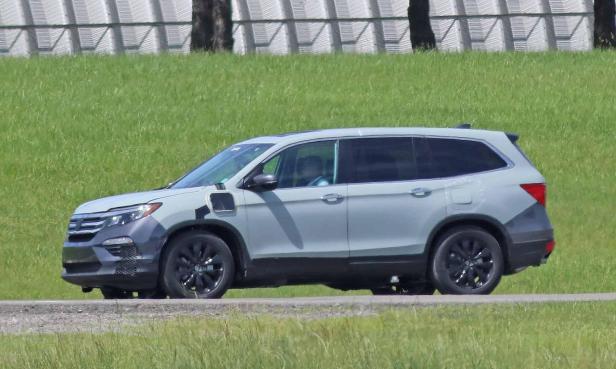 Honda Pilot Hybrid Plug In