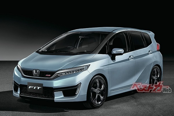 La Prossima Honda Jazz Vi Hybrid Potrebbe Impiegare Il Sistema I