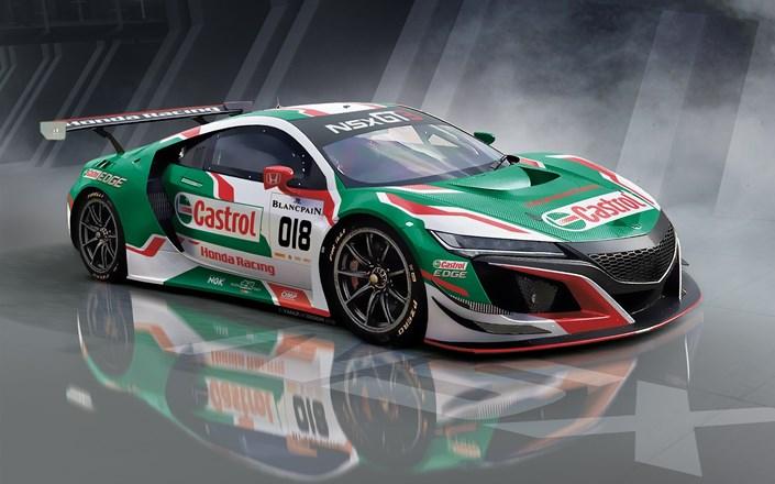 Castrol Honda Racing Annunciano Guerrieri Baguette Come Piloti Per
