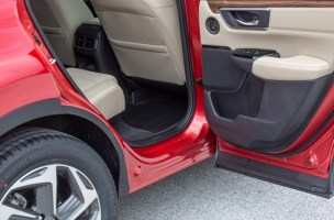 2018 Honda CR-V petrol