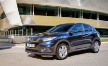 Honda reveals most sophisticated HR-V ever with refreshed styling and advanced technologies