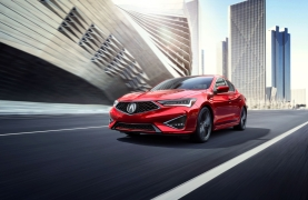Acura ILX Ups its Game with Major Refresh for 2019; New Styling, Improved Tech, and New A-Spec Treatment