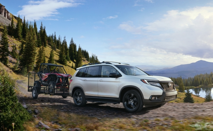 Honda Passport 2019 Honda Blog Italia